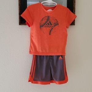 Adidas Baseball Outfit